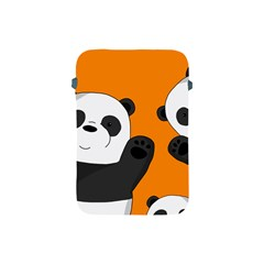 Cute Pandas Apple Ipad Mini Protective Soft Cases by Valentinaart
