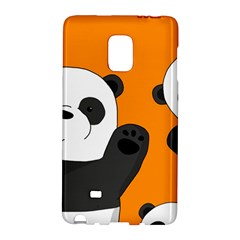 Cute Pandas Galaxy Note Edge