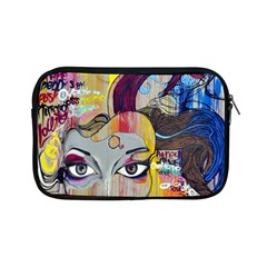Graffiti Mural Street Art Painting Apple Ipad Mini Zipper Cases by BangZart