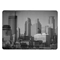 Minneapolis Minnesota Skyline Samsung Galaxy Tab 10 1  P7500 Flip Case