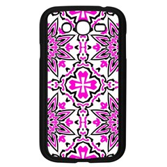 Oriental Pattern Samsung Galaxy Grand Duos I9082 Case (black) by BangZart