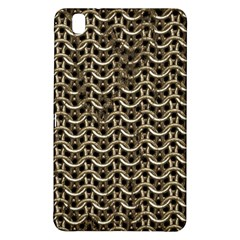 Sparkling Metal Chains 01a Samsung Galaxy Tab Pro 8 4 Hardshell Case by MoreColorsinLife