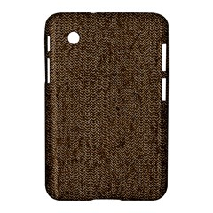 Sparkling Metal Chains 02a Samsung Galaxy Tab 2 (7 ) P3100 Hardshell Case  by MoreColorsinLife