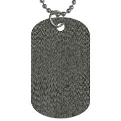Sparkling Metal Chains 02b Dog Tag (two Sides)