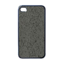 Sparkling Metal Chains 02b Apple Iphone 4 Case (black) by MoreColorsinLife