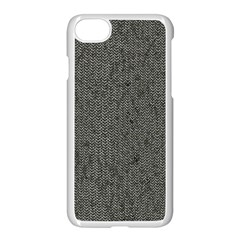 Sparkling Metal Chains 02b Apple Iphone 7 Seamless Case (white) by MoreColorsinLife