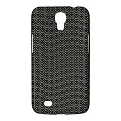 Sparkling Metal Chains 03a Samsung Galaxy Mega 6 3  I9200 Hardshell Case by MoreColorsinLife