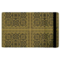 Seamless Pattern Design Texture Apple Ipad 3/4 Flip Case by BangZart