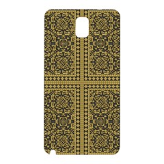 Seamless Pattern Design Texture Samsung Galaxy Note 3 N9005 Hardshell Back Case