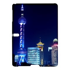 Shanghai Oriental Pearl Tv Tower Samsung Galaxy Tab S (10 5 ) Hardshell Case  by BangZart