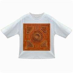 Symbolism Paneling Oriental Ornament Pattern Infant/toddler T-shirts