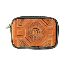 Symbolism Paneling Oriental Ornament Pattern Coin Purse by BangZart