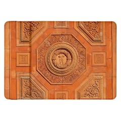 Symbolism Paneling Oriental Ornament Pattern Samsung Galaxy Tab 8 9  P7300 Flip Case by BangZart