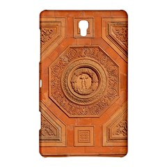 Symbolism Paneling Oriental Ornament Pattern Samsung Galaxy Tab S (8 4 ) Hardshell Case  by BangZart