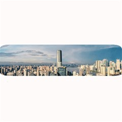 Shanghai The Window Sunny Days City Large Bar Mats by BangZart