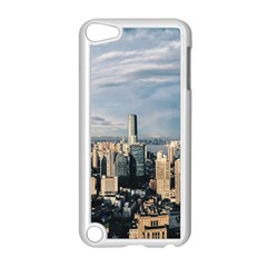 Shanghai The Window Sunny Days City Apple Ipod Touch 5 Case (white)