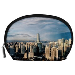 Shanghai The Window Sunny Days City Accessory Pouches (large)  by BangZart