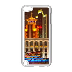 Shanghai Skyline Architecture Apple Ipod Touch 5 Case (white) by BangZart