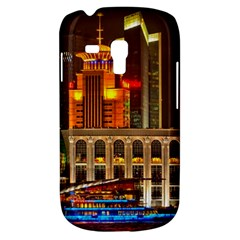 Shanghai Skyline Architecture Galaxy S3 Mini by BangZart