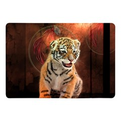 Cute Little Tiger Baby Apple Ipad Pro 10 5   Flip Case by FantasyWorld7