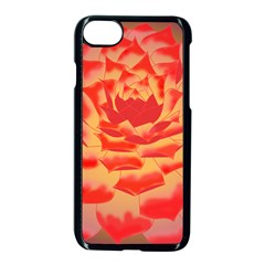 Inner Glow Apple Iphone 7 Seamless Case (black) by allgirls