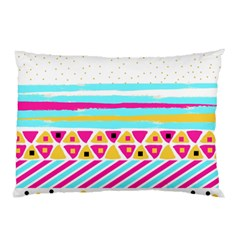 Tribal Pillow Case (two Sides) by allgirls