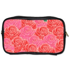 Roses Toiletries Bags 2 Side by allgirls