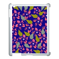 Bloom Apple Ipad 3/4 Case (white) by allgirls