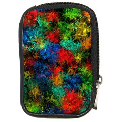 Squiggly Abstract A Compact Camera Cases by MoreColorsinLife