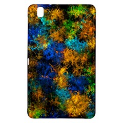 Squiggly Abstract C Samsung Galaxy Tab Pro 8 4 Hardshell Case by MoreColorsinLife
