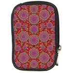 Hearts Can Also Be Flowers Such As Bleeding Hearts Pop Art Compact Camera Cases Front