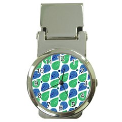 Leaves Money Clip Watches by allgirls