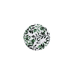 Botanical Leaves 1  Mini Magnets by allgirls
