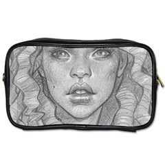 Dreaded Princess  Toiletries Bags 2 Side by shawnstestimony