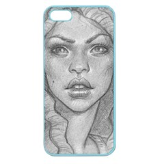 Dreaded Princess  Apple Seamless Iphone 5 Case (color)