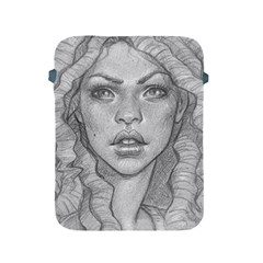 Dreaded Princess  Apple Ipad 2/3/4 Protective Soft Cases
