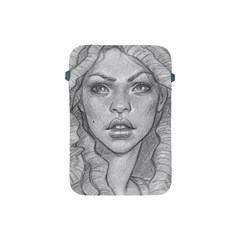 Dreaded Princess  Apple Ipad Mini Protective Soft Cases by shawnstestimony