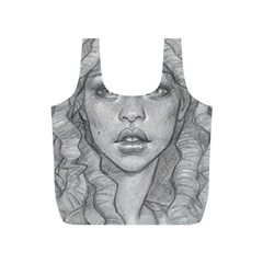Dreaded Princess  Full Print Recycle Bags (s)
