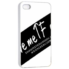 1501923289471 Apple Iphone 4/4s Seamless Case (white)