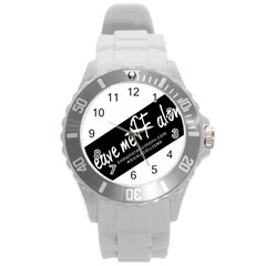 1501923289471 Round Plastic Sport Watch (l)