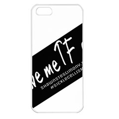 1501923289471 Apple Iphone 5 Seamless Case (white)
