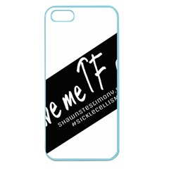 1501923289471 Apple Seamless Iphone 5 Case (color)