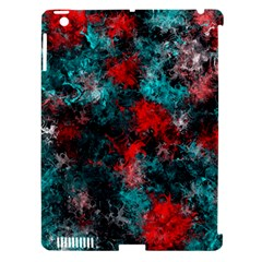Squiggly Abstract D Apple Ipad 3/4 Hardshell Case (compatible With Smart Cover) by MoreColorsinLife