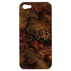 Wonderful Marbled Structure A Apple Iphone 5 Hardshell Case by MoreColorsinLife