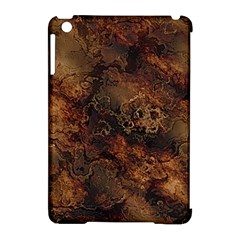 Wonderful Marbled Structure A Apple Ipad Mini Hardshell Case (compatible With Smart Cover) by MoreColorsinLife