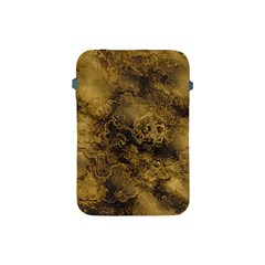Wonderful Marbled Structure B Apple Ipad Mini Protective Soft Cases by MoreColorsinLife