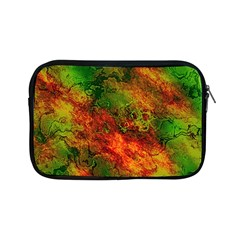 Wonderful Marbled Structure F Apple Ipad Mini Zipper Cases by MoreColorsinLife