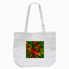 Wonderful Marbled Structure F Tote Bag (white) by MoreColorsinLife