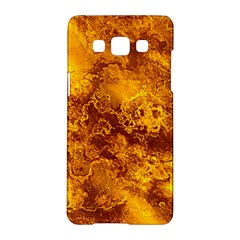 Wonderful Marbled Structure H Samsung Galaxy A5 Hardshell Case  by MoreColorsinLife