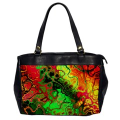 Awesome Fractal 35i Office Handbags by MoreColorsinLife